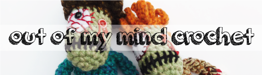 Out of My Mind Crochet